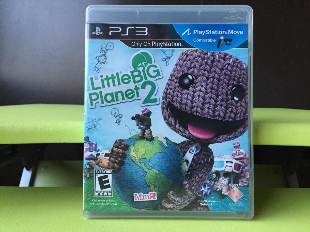 LITTLE BIG PLANET 2 para PS3 !!! COMO NUEVO ¡¡¡