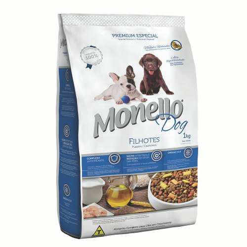 Monello Alimento Para Perro Monello Premium Cachorro 1 Kg