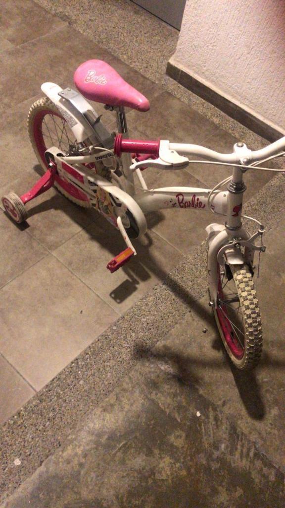 Vendo Bicicleta Pequeña para Niña,