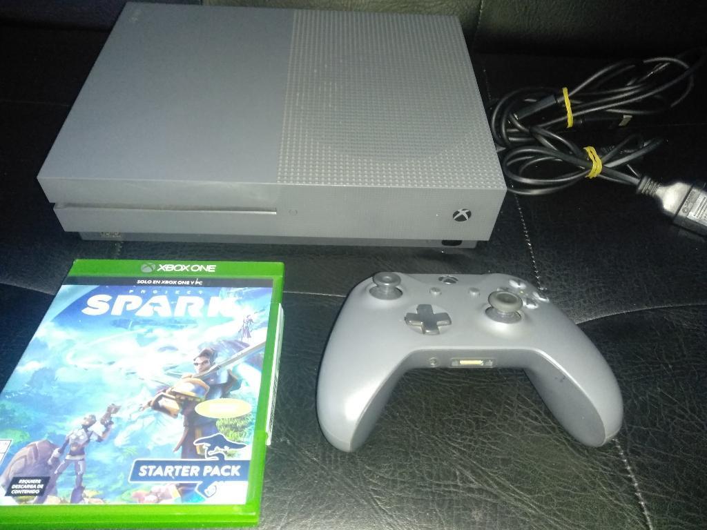Xbox One S Edición Especial