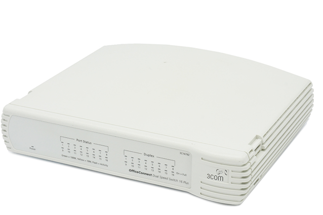 3com Officeconnect Dual Speed Switch 16 Plus Switch 16 P