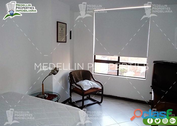 Departamentos Amoblados en Alquiler Medellín Cód: 4323