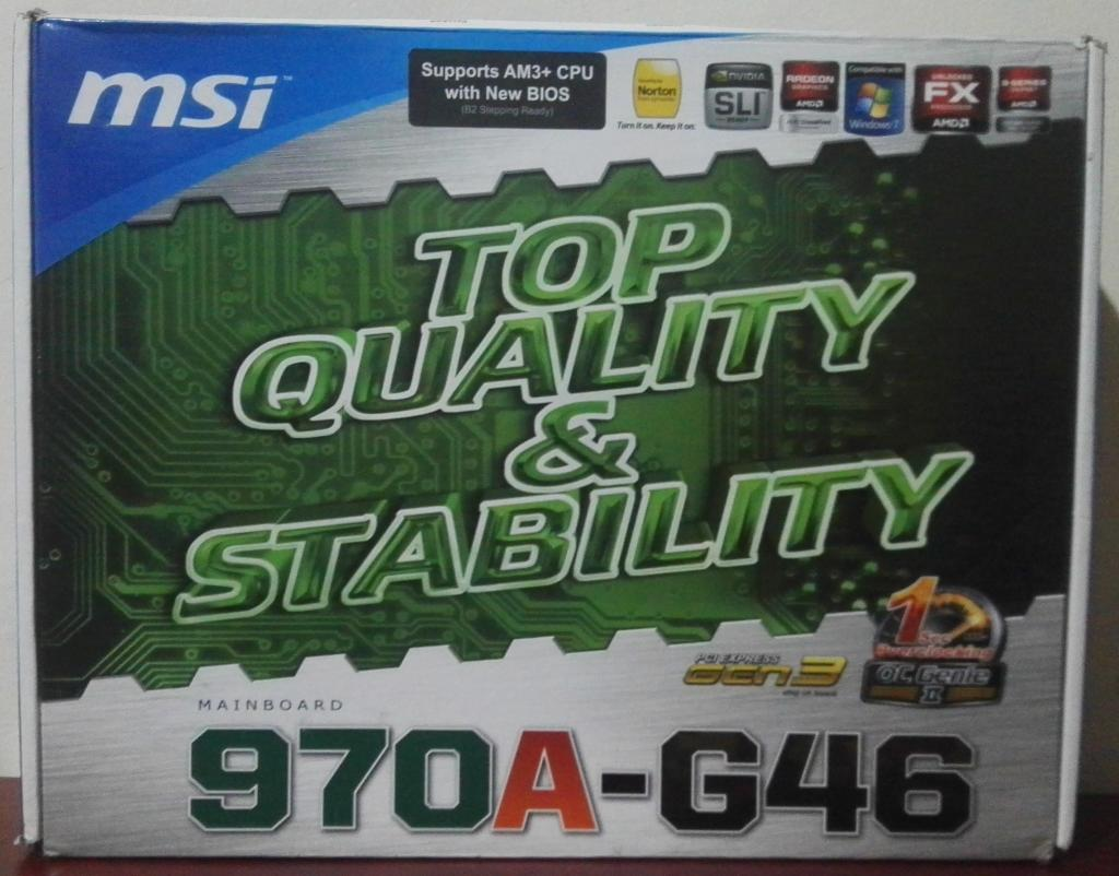 PARA REPUESTOS BOARD MSI 970AG46... AMD