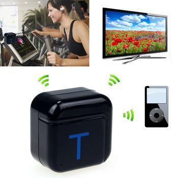 Transmisor Bluetooth Audio Musica Tv Android Smart Tv Hd Blu