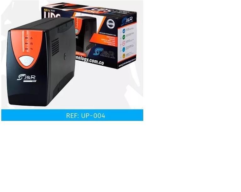 Up004 Ups  Va 8 Puertos Line Interactive