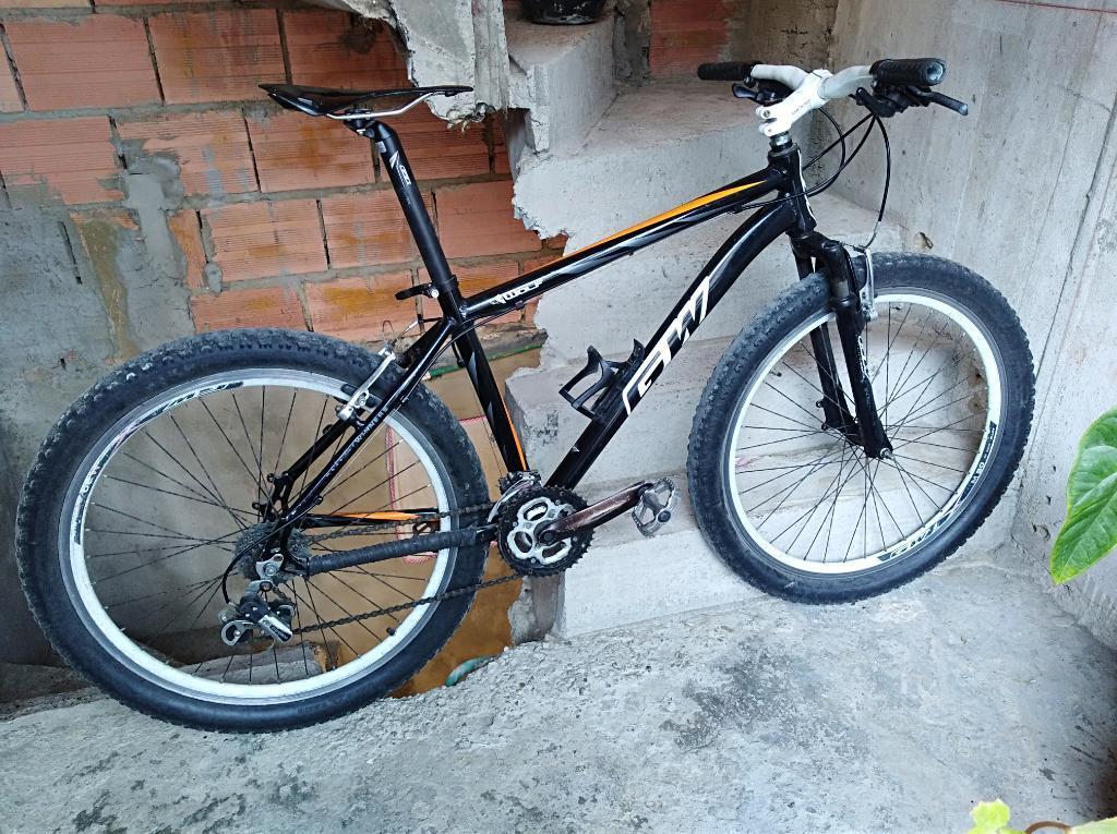 Bicicleta Gw Mtb en Aluminio Shimano