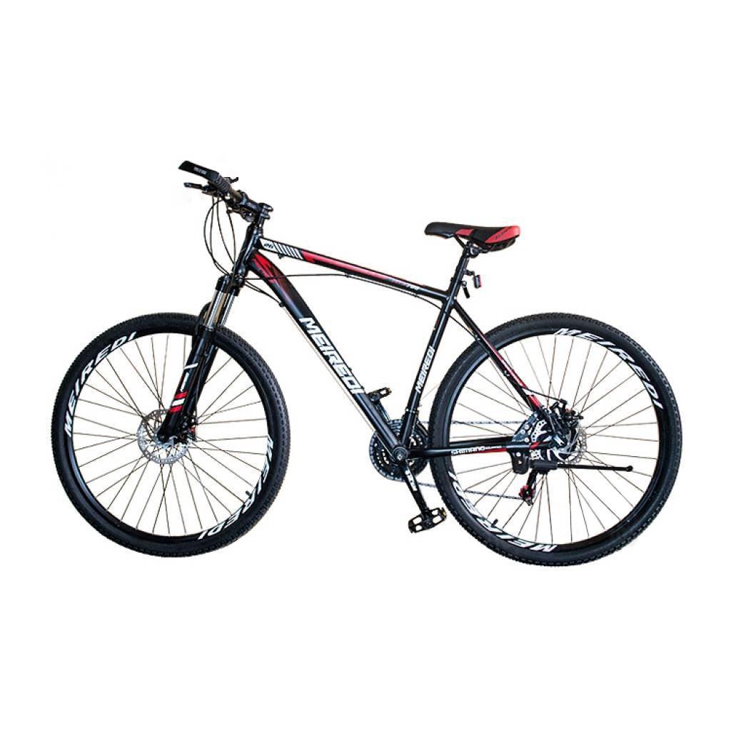 Bicicleta Todo Terreno Manzana, marco y pedales de aluminio