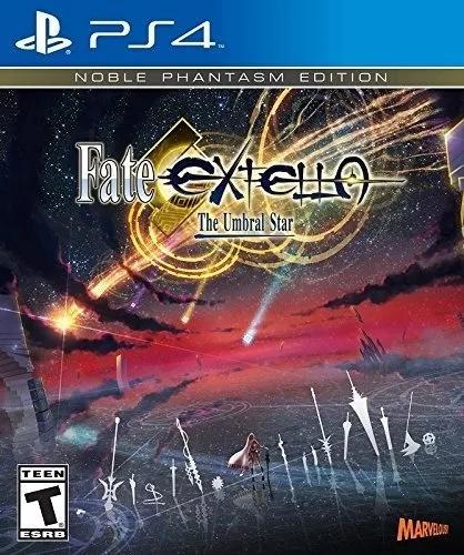 Fate Extella The Umbral Star PS4 PSVITA Nuevo y Sellado