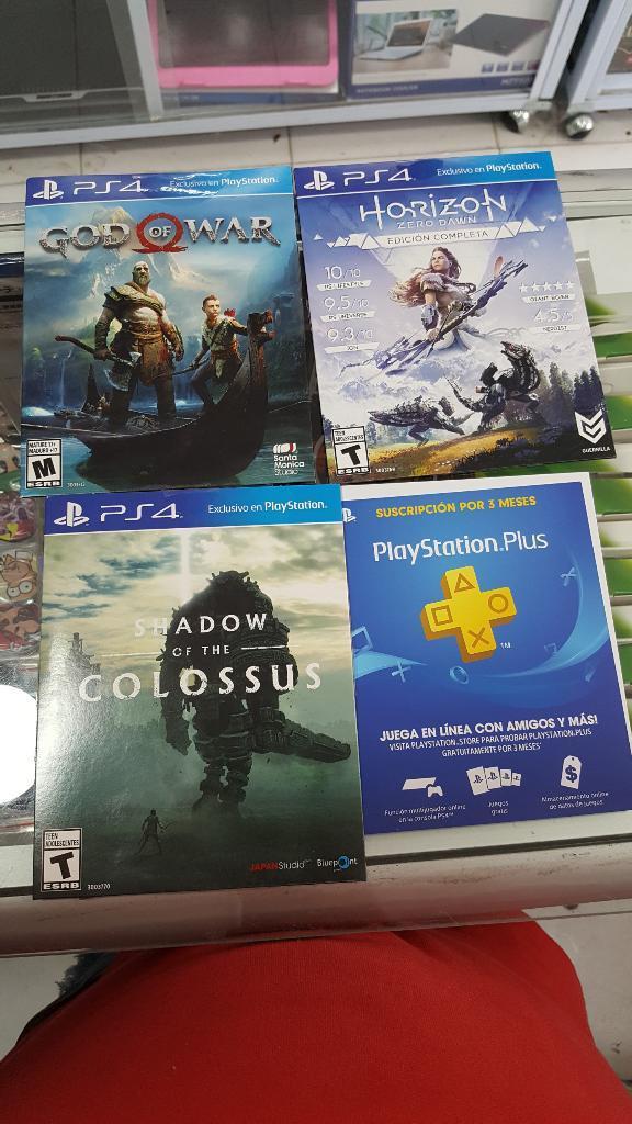 Juegos Play 4 Nuevos Y Usados Pregunte