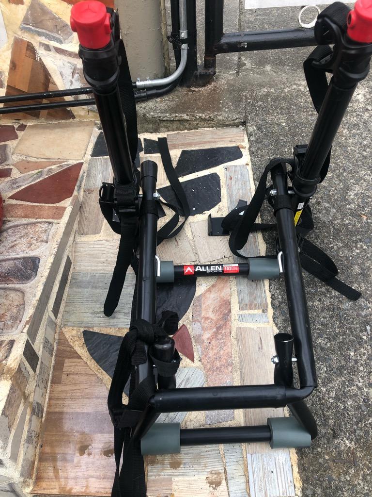 Se Vende Soporte Porta Bicicleta