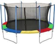 se vende saltarin trampolin inflable brinca TOTAL NUEVA DE
