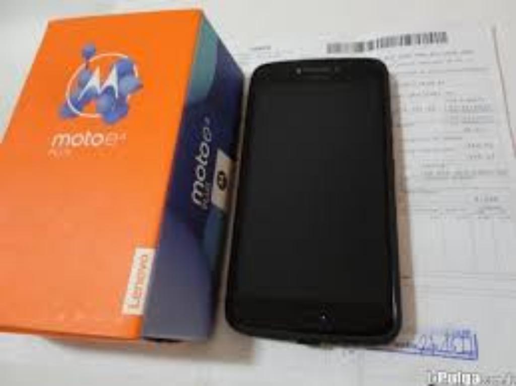 Celular Motorola Moto E4 Plus en Caja