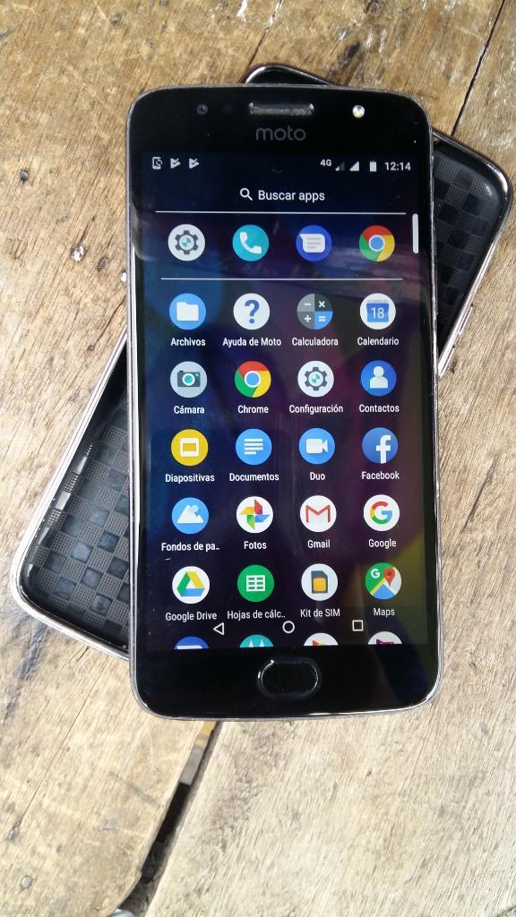 Vendo Moto G5 S Doble Sim