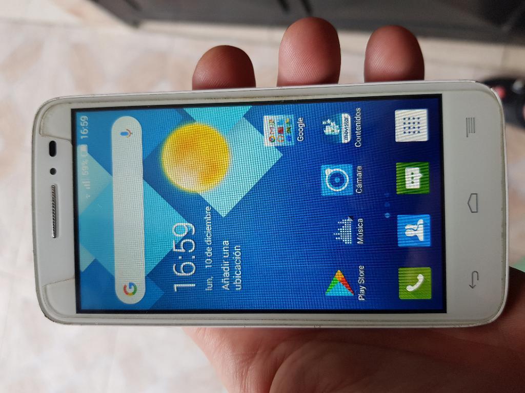 Vendo O Cambio Alcatel One Touch Idol