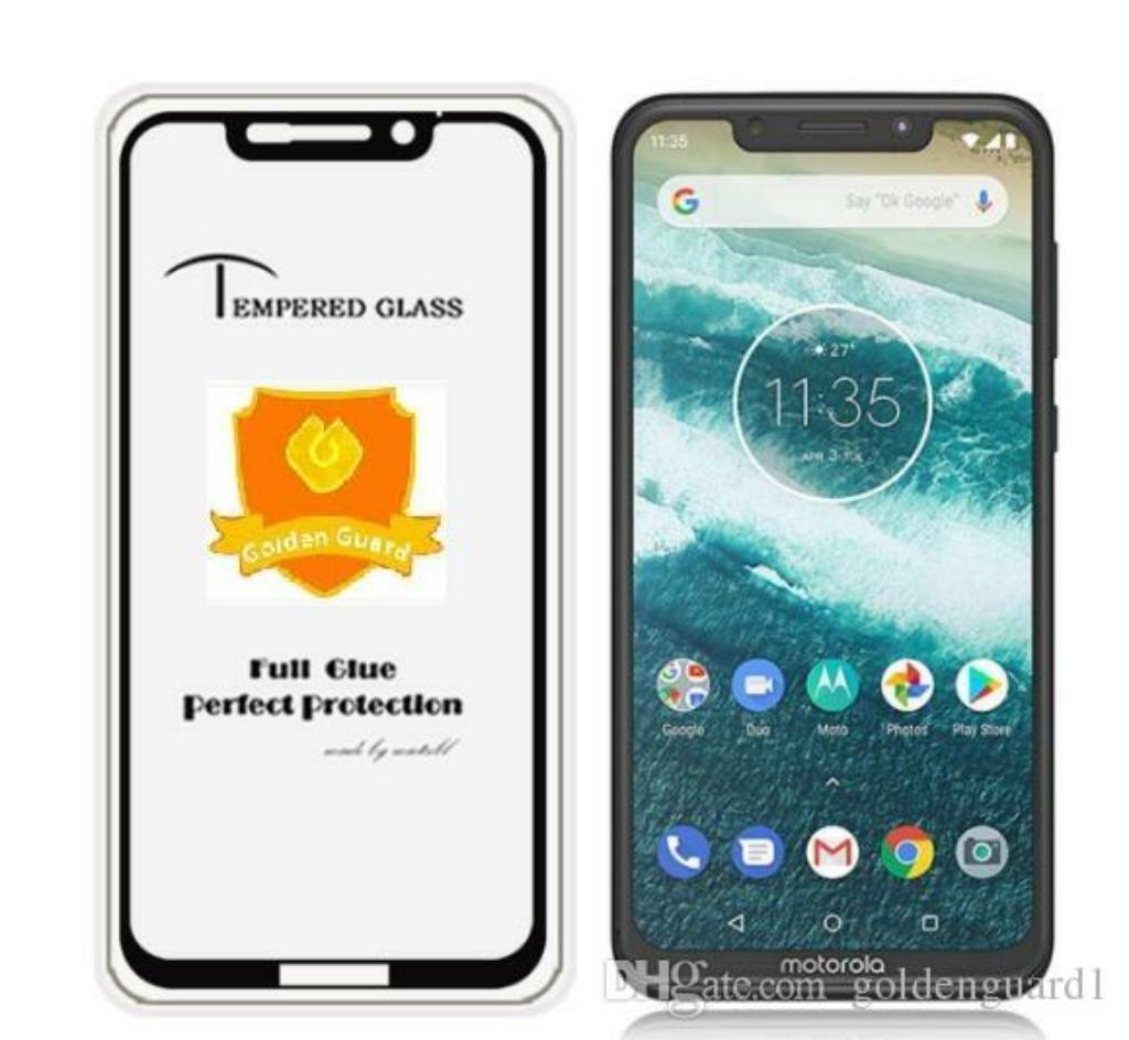 Vidrio Templado 5d Motorola One
