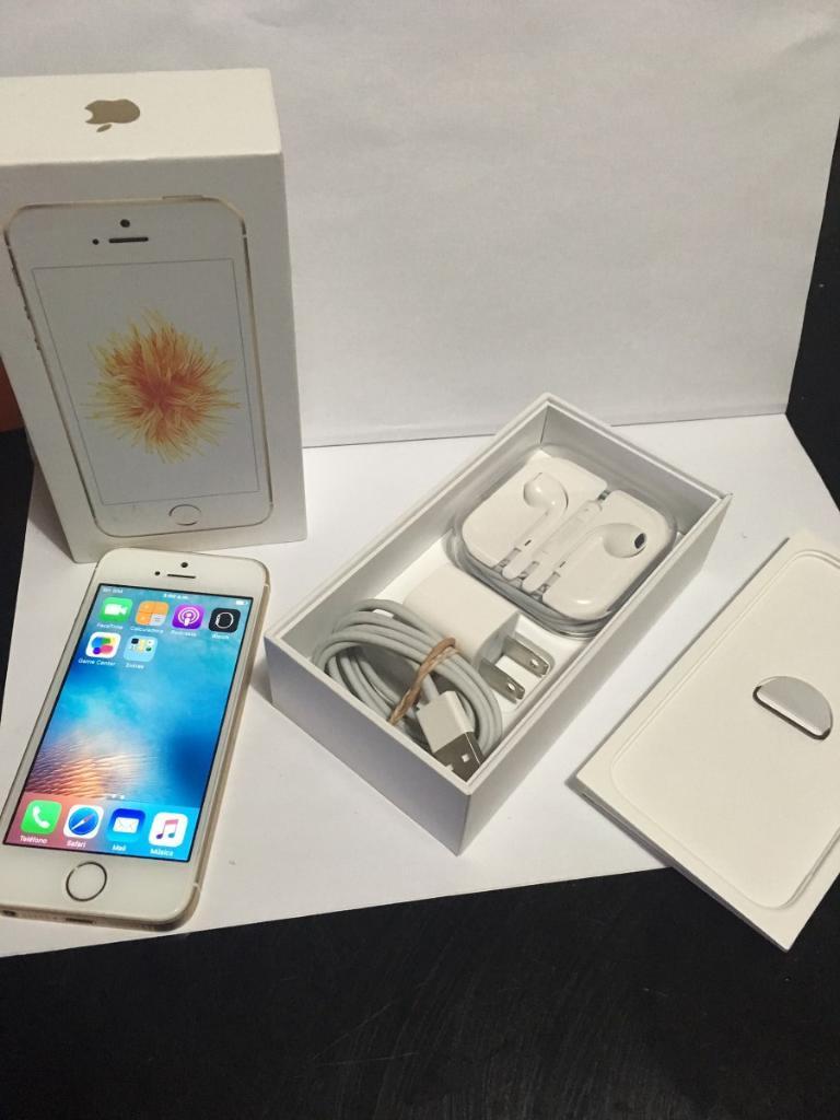 iPhone Se 64gb Como Nuevo Libre Facturaa