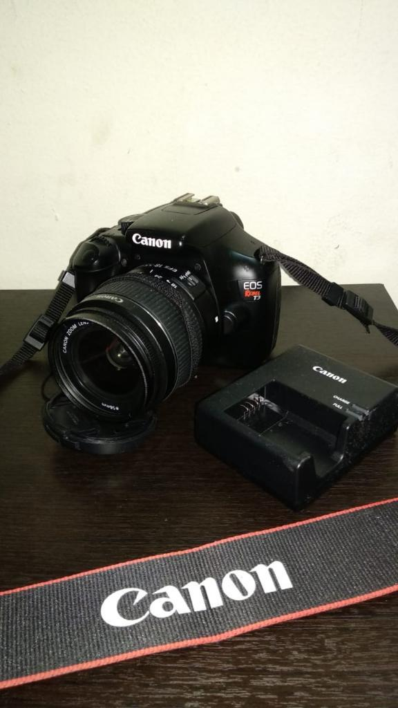 Camara Profesional Canon T3