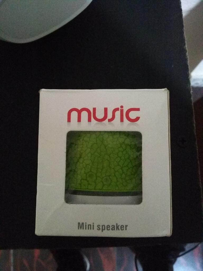 Mini Speaker Parlante