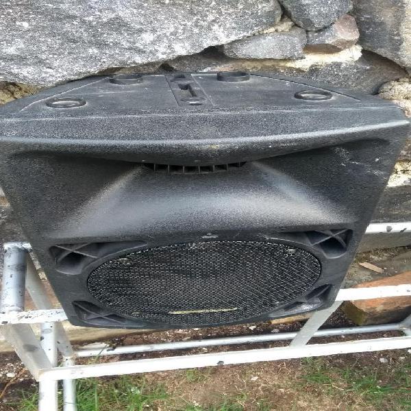 Vendo Parlante Amplificador