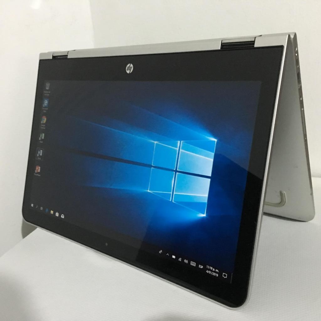Portátil Hp Táctil 360 Grados Tablet I3 Sexta Gen 14'