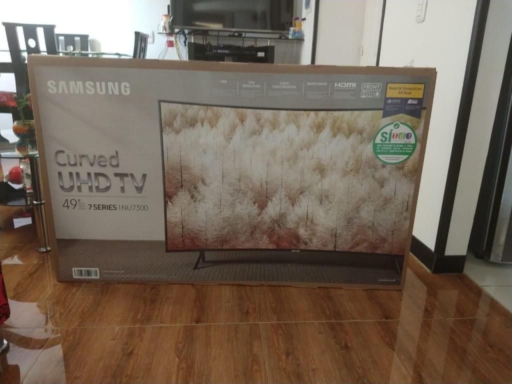 Televisor de 49 pulgadas Samsung
