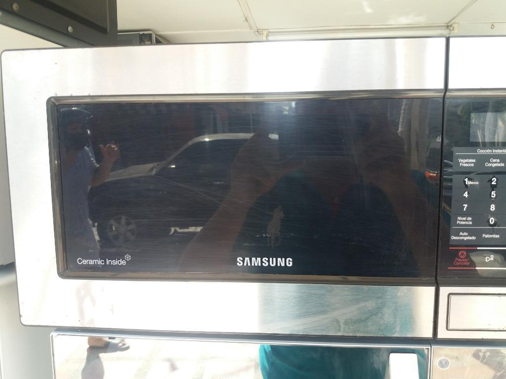 Vendo Horno Microondas Marca Samsung