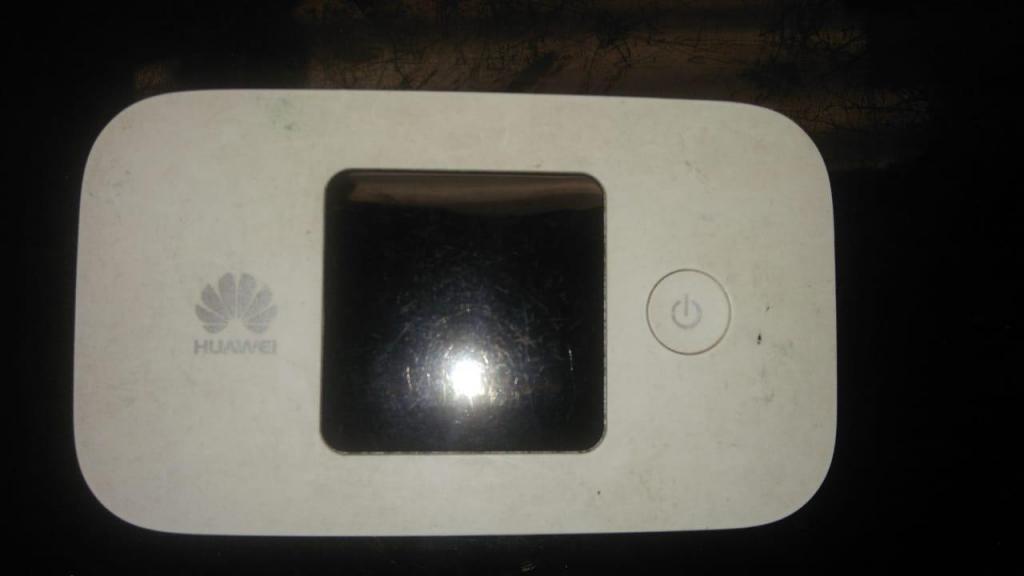 huawey  mifi router portatil 4g para todos los