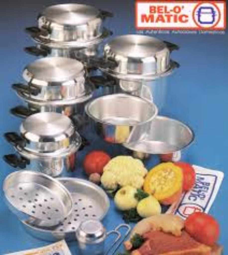 Ollas Belo Matic Autoclaves