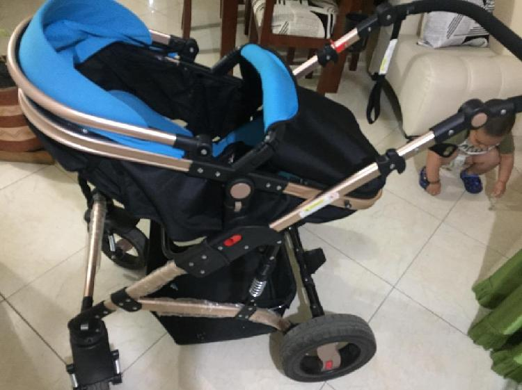 Coche Travel System 360