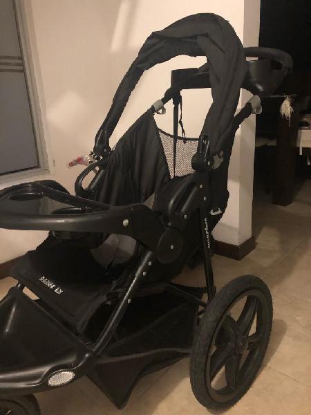 Coche para Trotar con silla para carro