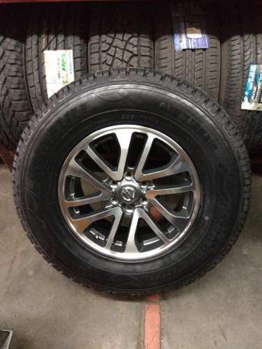 Rines De Lujo Rin 16 Con Llantas, Nissan Np300 X4 Unidades