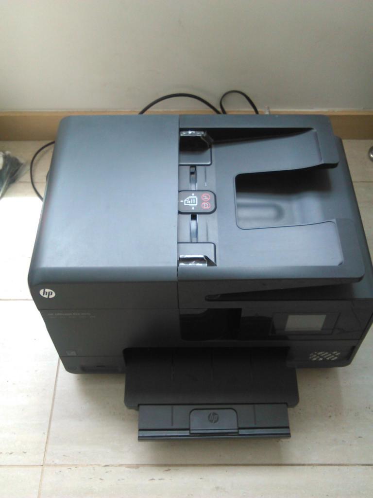 vendo impresora Multifuncional HP OfficeJet Pro  usada