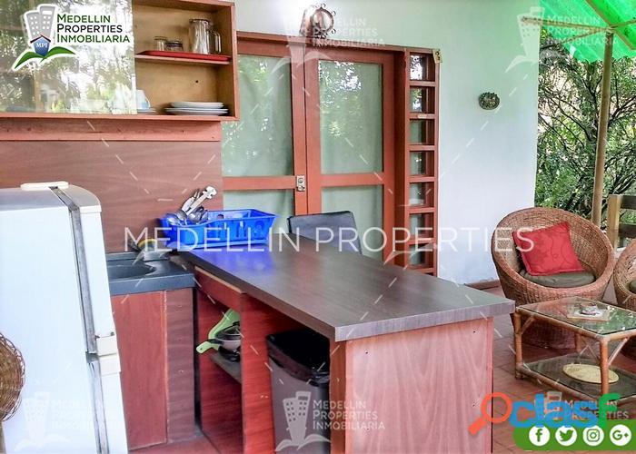 Apartamentos y Casas Vacacional en Medellín Cód: 4945