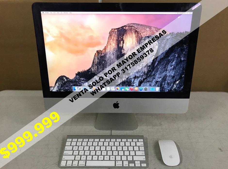 Apple iMac Intel Core i5 @2.7Ghz 8GB 1TB Wir KB