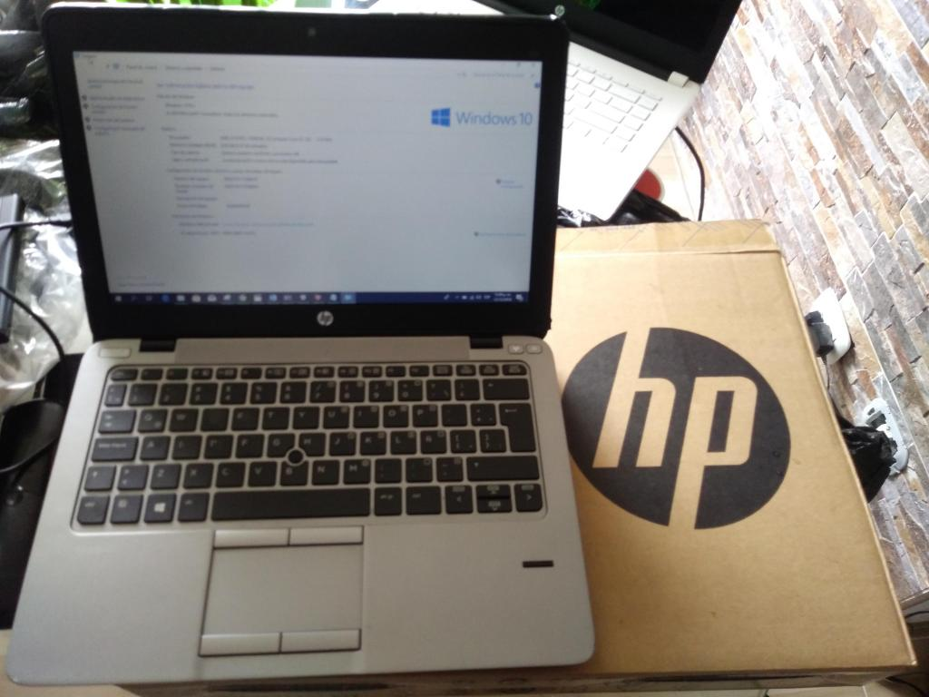 Computador Portatil HP EliteBook 725 G2