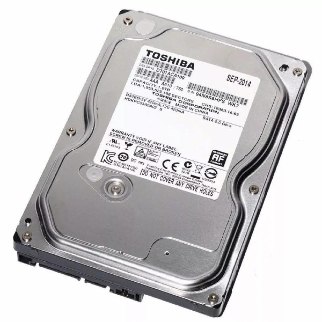 Disco duro para PC TOSHIBA 1 Tb $159