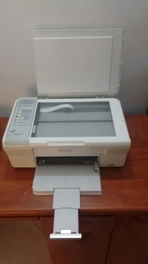 Impresora Hp Deskjet F All In On