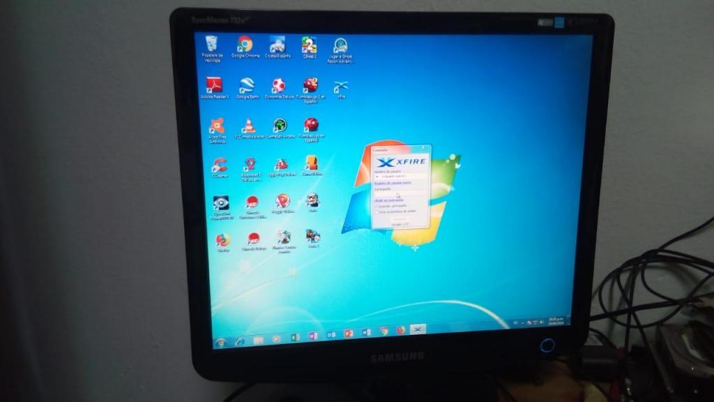 MONITOR SAMSUNG LCD 17 FULL IMAGEN
