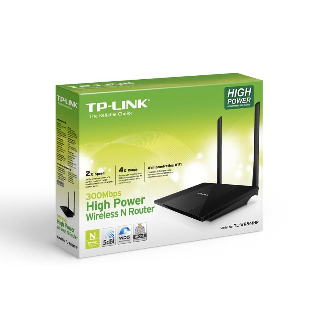 Router Inalambrico N300Mbps TPLINK Rompemuros