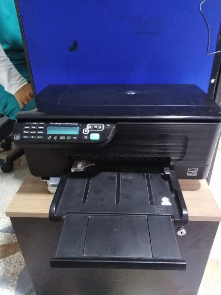 Se vende impresora Hp Officejet  Desktop