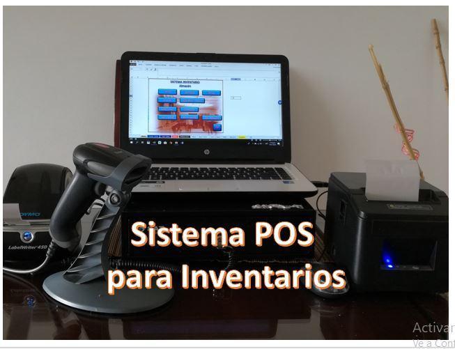 Sistema POS Completo $