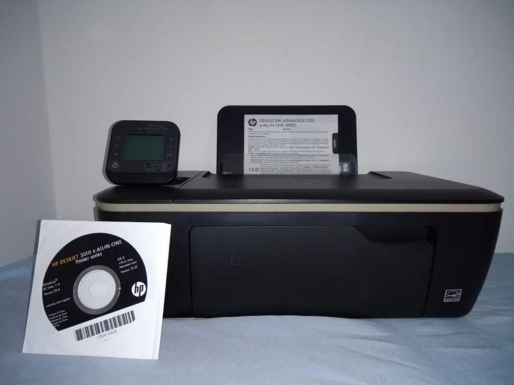 Impresora hp deskjet  series
