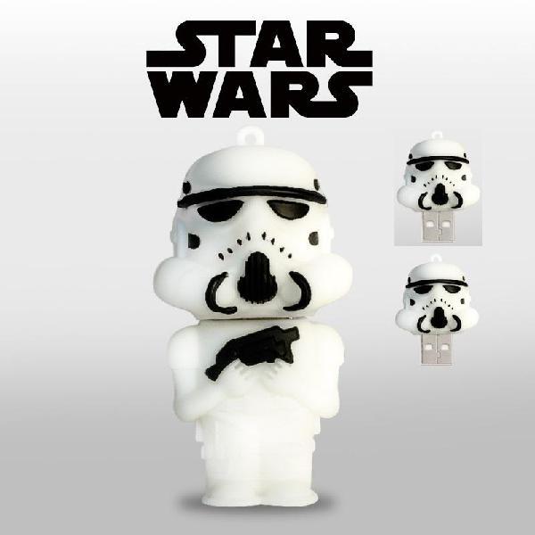 Memoria Usb 16 Gb Stormtrooper Star Wars