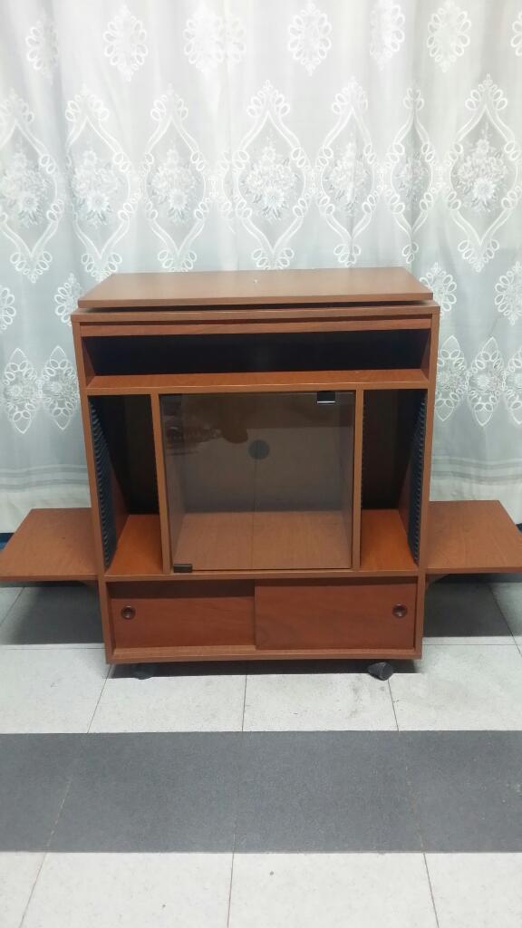 Mueble para Televisor Y Equipo de Sonido