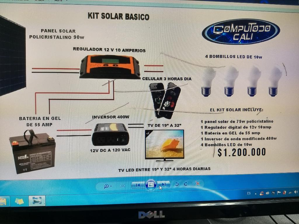 Venta De Paneles Solares Energia Bucaramanga Posot Class