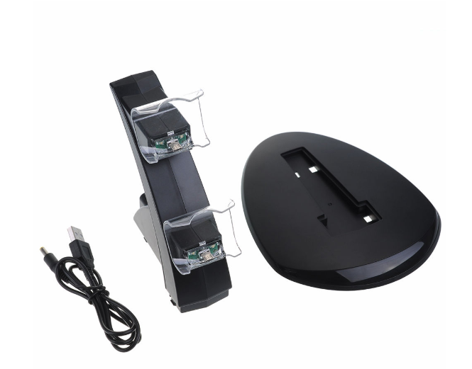 Cargador Dual Usb Para control Play Station 4 ps4