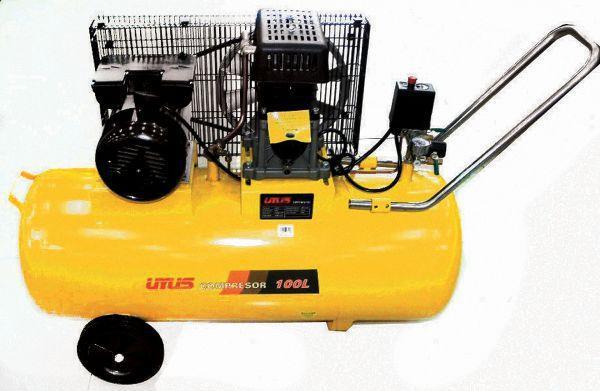 Compresor De 3 Hp Trabajo Pesado Uyustools 2200 Wt