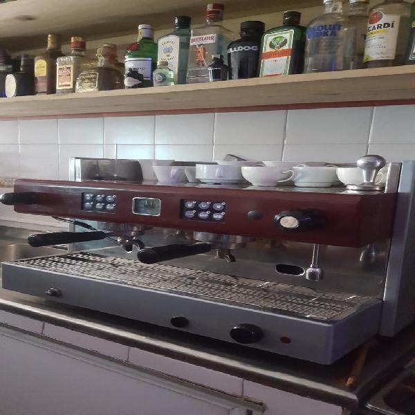 Maquina Industrial de Cafe Italiana