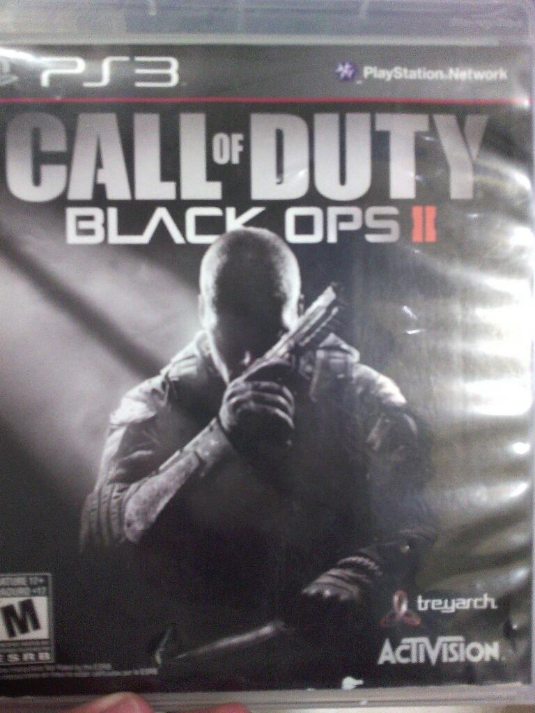 Se Vende Call Of Duty Black Ops 2 Play 3