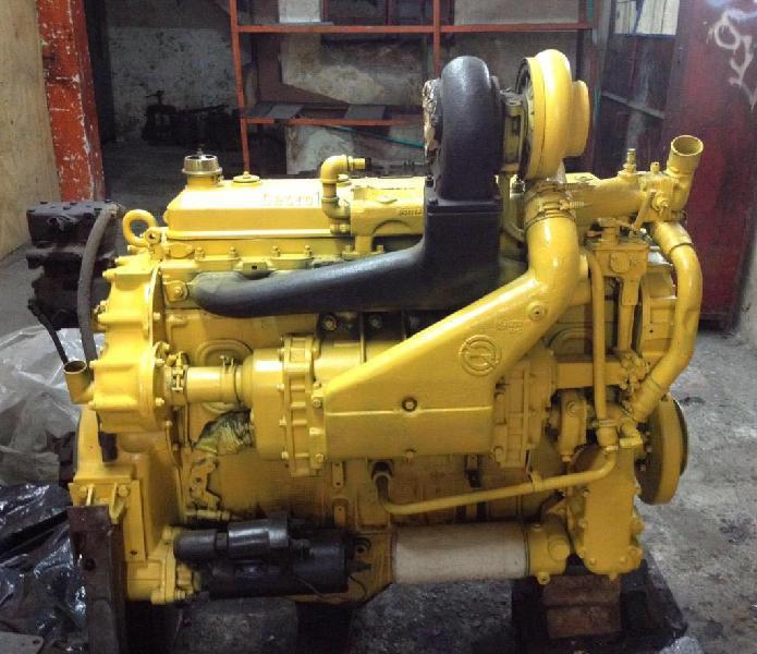 Vendo Motor Diesel 230Hp Detroit 6-71T